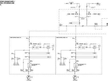 Single Line Diagram (SLD)
