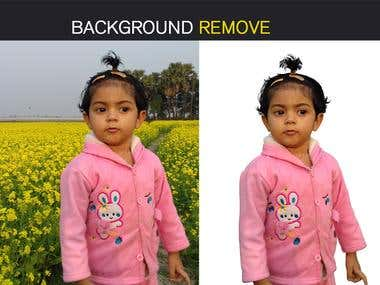 I Will Remove Background From Images