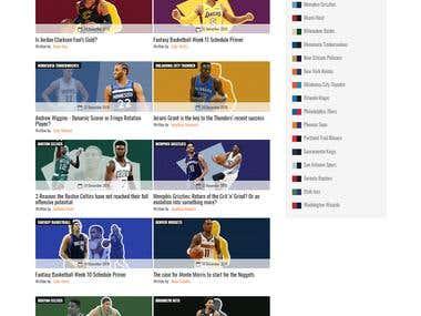 Hashtag Basketball - Home Page