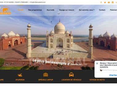 India Travel Arts