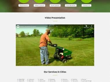 Lawn Portfolio