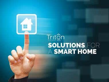 Presentation for a Home Automation Company
