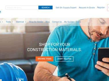 Multi-Vendor eCommerce site