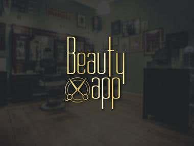 Logo para app de belleza y venta de cosméticos