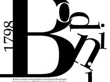 Typoography Design