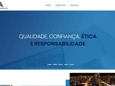 Technical Agency Website