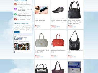 Multi Vendor Marketplace eCommerce Website