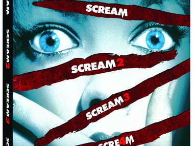 Scream Complete Collection Blu-ray