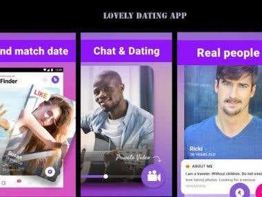 Lovely Dating App