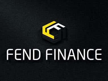 Fend Finance Logo Design