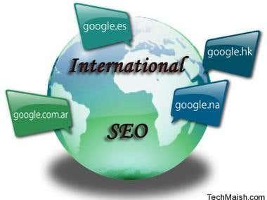 International-SEO service
