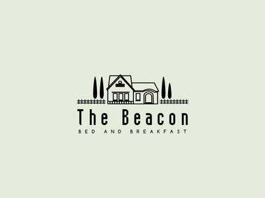 The Beacon B&B logo and 5 sub-logos