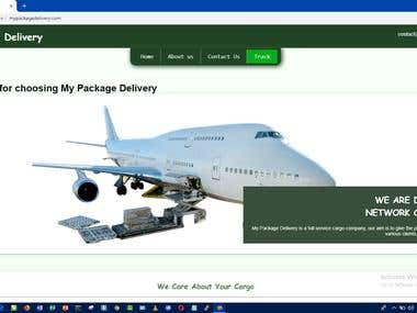 My Package Delivery - A Transport Network Company