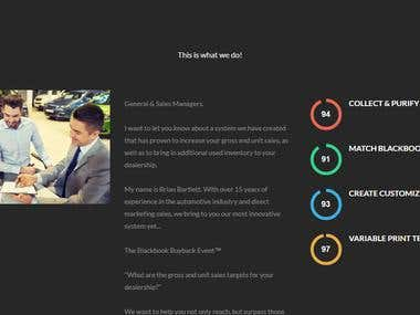 Global Peak Performance - Website Project