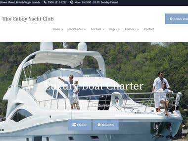 The Cabo Yacht Club