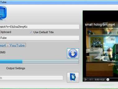 YouStarDownloader----The Unique Youtube HD Video Downloader