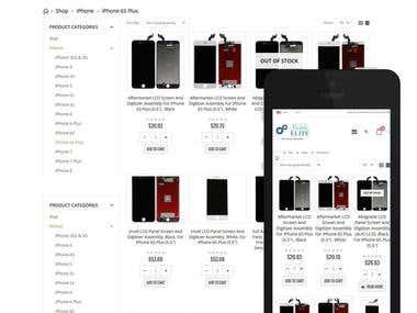 WordPress: mobileelite