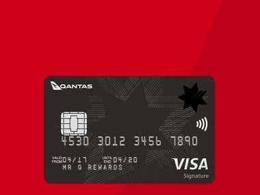 90K Qantas Points Ad For Instagram