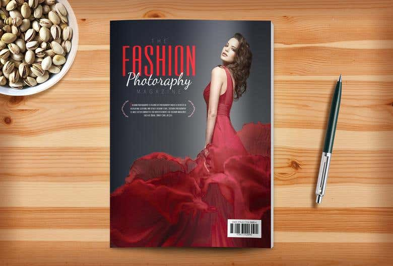 Fashion Magazine Cover Freelancer