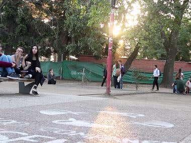 Video Universitario - Filmación, Edición y Postproducción