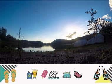 Video Turístico - Edición y PostProducción