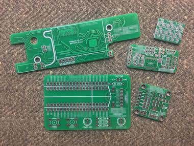 Printed Circuit Boards (Design and Production)