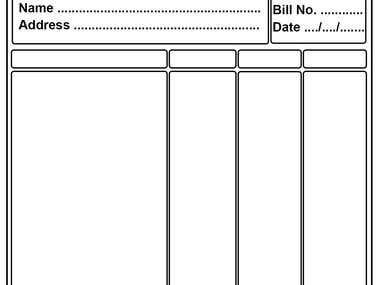 Bill Designing