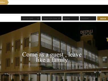 Hotel deepali