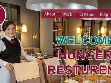 www.hungerresturent.com