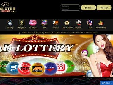 mSlot88.com for casino affiliate site