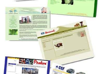Various Web Design