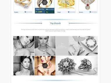 Customized Jwellery Shop