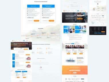 Mandarin - Web site