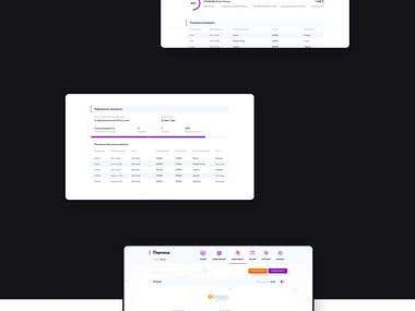 Cryptell - web site