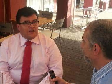 Interview avec l'académicien chilien Juvenal Urizar Alfaro