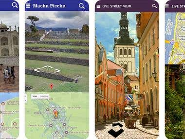 IOS City Guide & Street View Live