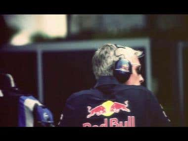 Geox / Red Bull commercial
