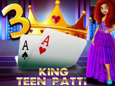 King Teen patti - Indian jackpot Casino