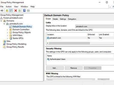 GPO active directory