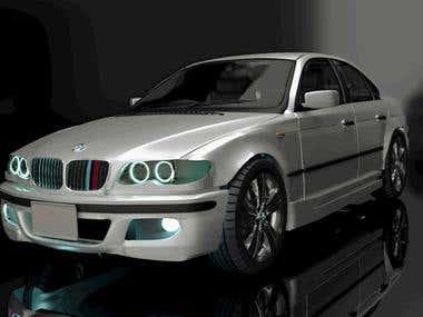BMW E46 M3 Fan Art