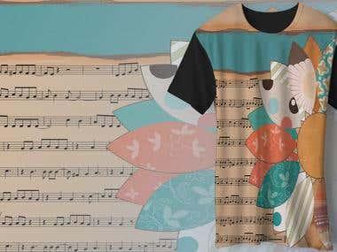diseño para ropa