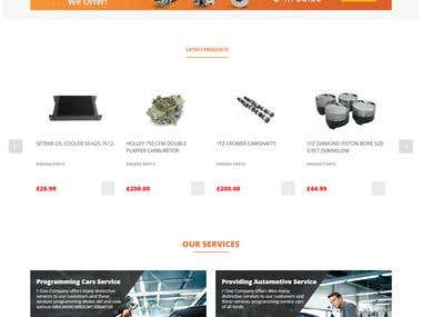 F one motor sports spare parts