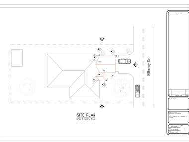 Carport drawings