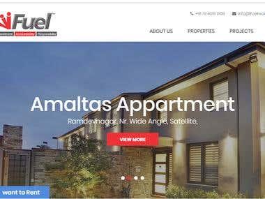 Ifuel Real Estate | Codeignitor