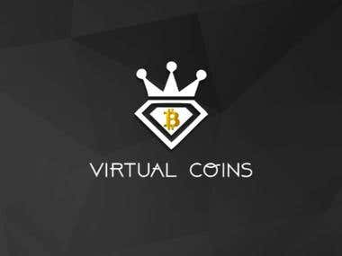 VirtualCoins Cryptocurrency Project