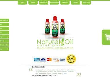 Natural Oil Solutions