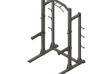 Gym stand