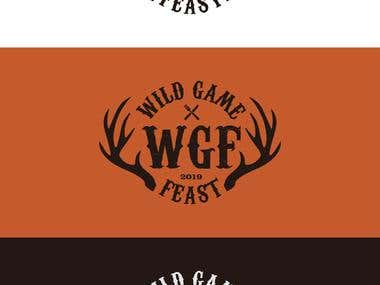 WILD GAME FEAST EVENT LOGO