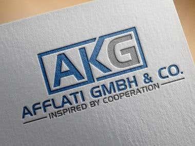 AKG_ Letter Logo