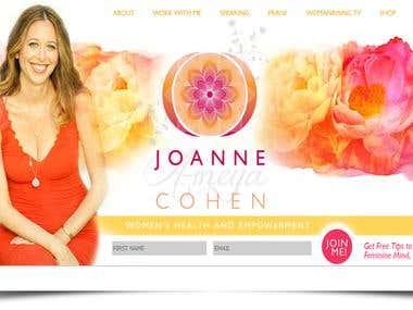 Joanne site